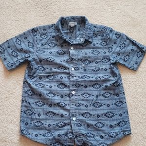 Jumping Beans Boys Dress Shirt